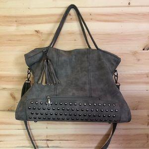 Handbags - No brand messenger style satchel/purse